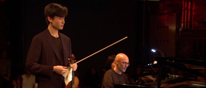 Tchaikovsky: Méditation from Souvenir d'un lieu cher, Op. 42 (Live from Yellow Lounge Berlin)