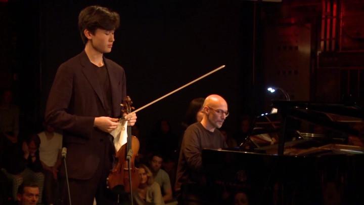 Tchaikovsky: Méditation from Souvenir d'un lieu cher, Op. 42 (Live from Yellow Lounge Berlin)