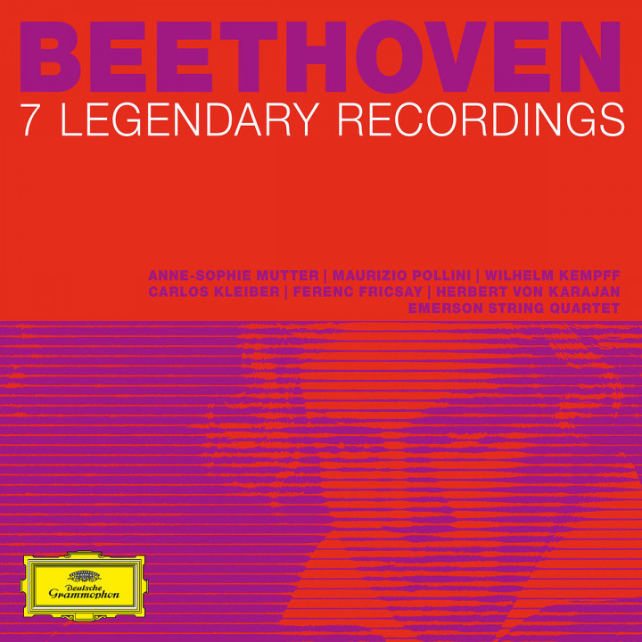 Beethoven - 7 Legendary Albums