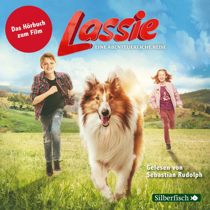 Mark Stichler: Lassie - Eine abenteuerliche Reise - Hörbuch zum Kinofilm