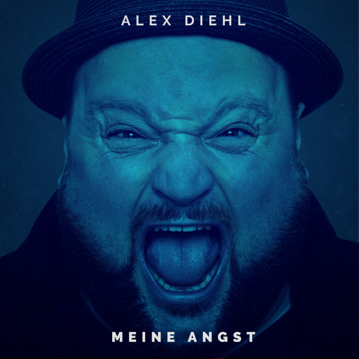 Alex Diehl: Meine Angst - Cover
