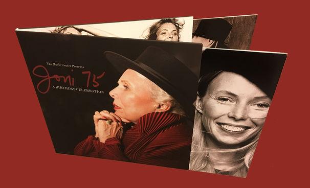 JazzEcho-Plattenteller, Joni 75 - Geburtstagsparty jetzt auch auf Vinyl