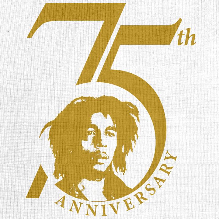 75 Geburtstag Logo