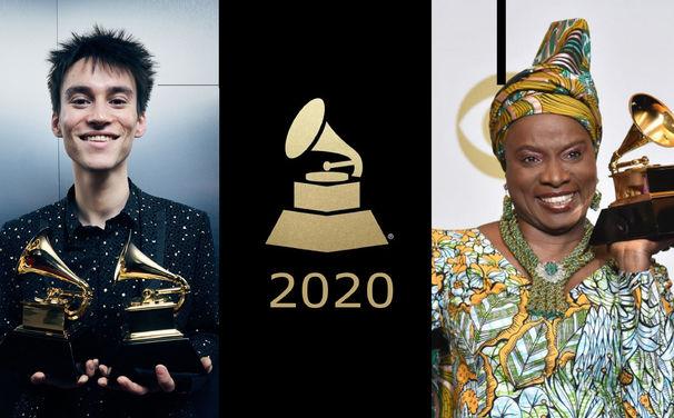 Various Artists, Grammys 2020 - Jacob Collier und Angélique Kidjo trumpfen wieder auf