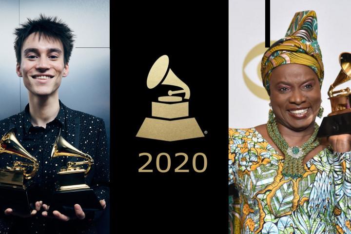 Grammys 2020: Jacob Collier & Angelique Kidjo