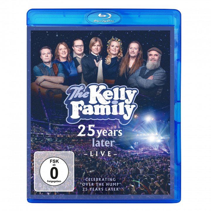 Kelly Family - 25 years - live - Blu-Ray