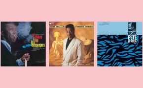 JazzEcho-Plattenteller, Blue-Note-Drummer-LPs - mit Sticks gegen das Stigma
