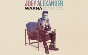 Joey Alexander, Frühreifeprüfung bestanden - Joey Alexander bekennt auf Warna Farbe