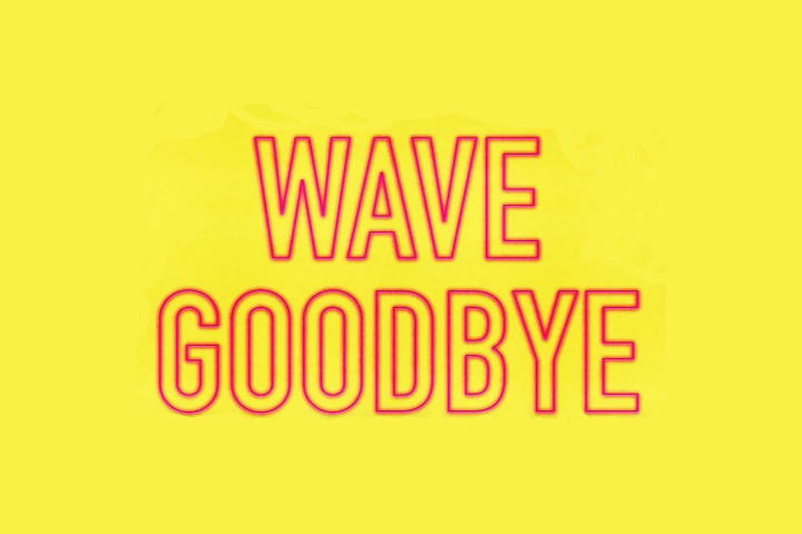 Piero Pirupa Wave Goodbye
