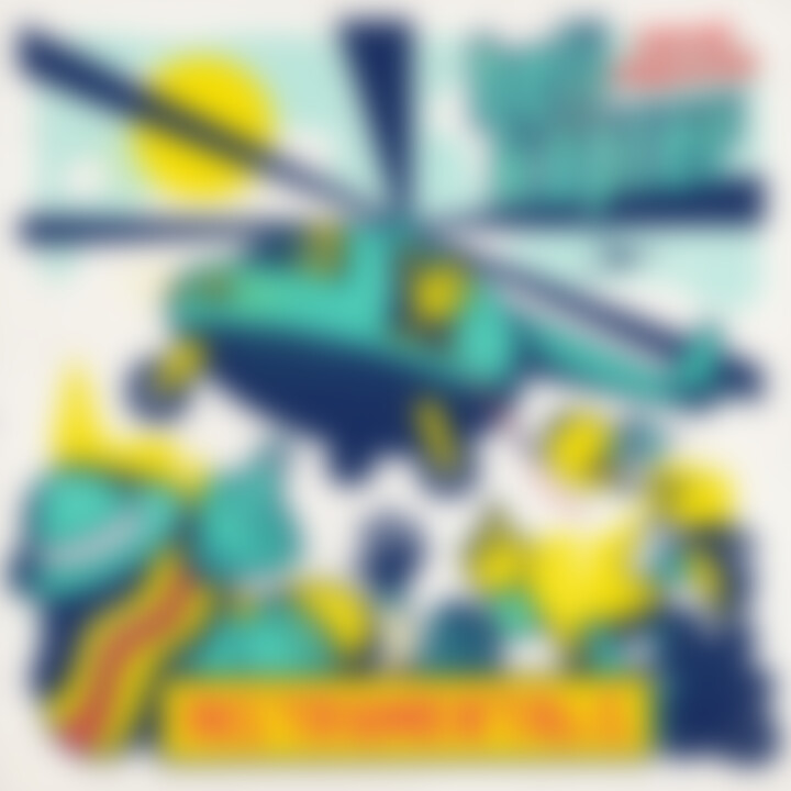 Helikopter Instrumentals - Deine Freunde