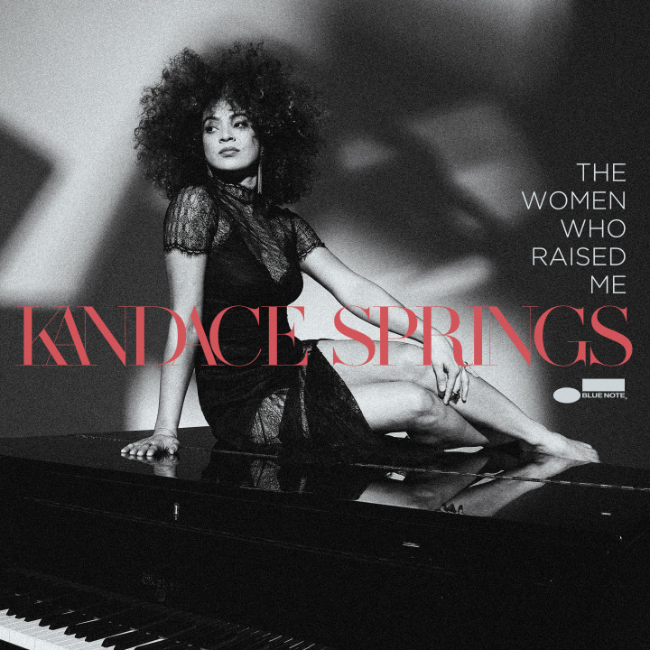Kandace Springs  The Women Who Raised Me