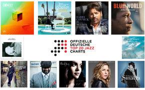 Jazz Charts, Jazz-Charts Januar 2020