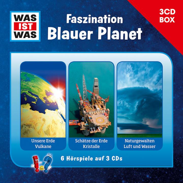 Was Ist Was - Faszination Blauer Planet - 3-CD Hörspielbox Vol. 9