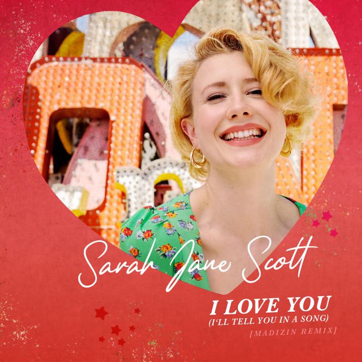 Sarah Jane Scott - Madizin Remix Cover
