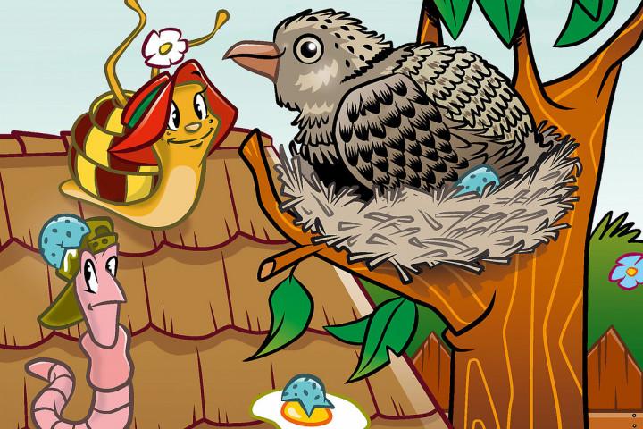 55: Warum sind Kuckuckskinder so frech? Newsbild