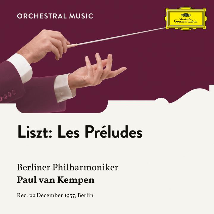 """Liszt: Les Preludes S. 97 """"Symphonic Poem No. 3"""""""