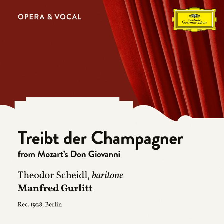 Mozart: Don Giovanni, K. 527: Treibt der Champagner