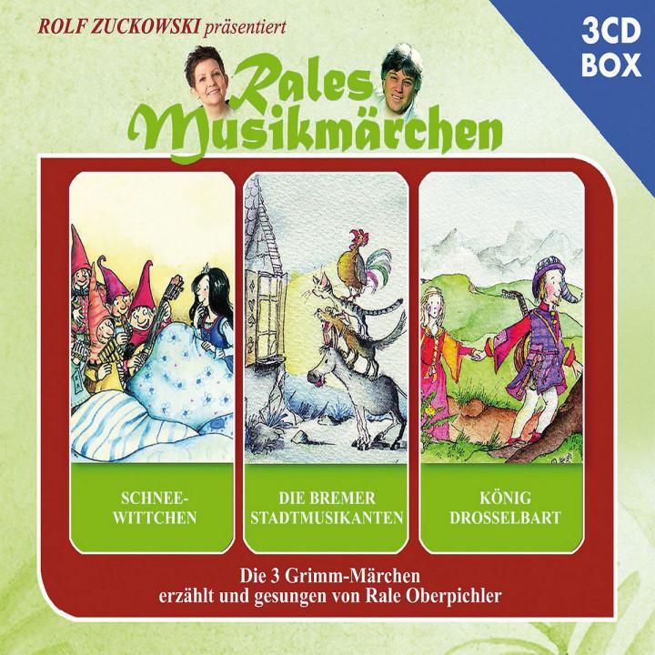 Rales Musikmärchen—Liederbox Vol. 2 (Cover)