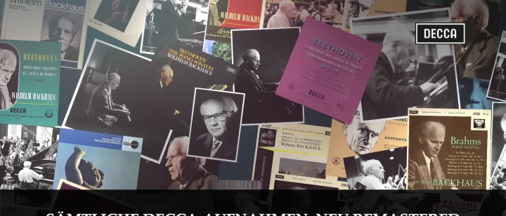 Wilhelm Backhaus - The Complete Decca Edition