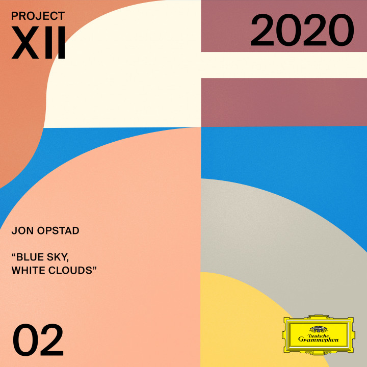 Jon Opstad - Blue Sky, White Clouds