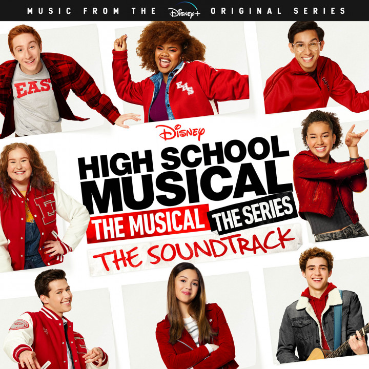 High School Musical The Musical The Series OST Cover