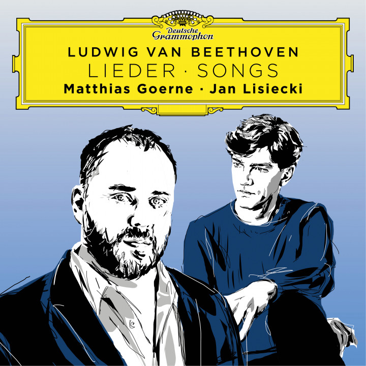Beethoven Lieder - Songs