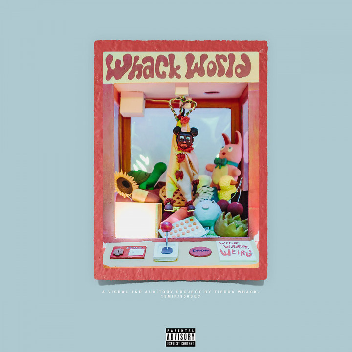 Whack World (Ltd. Ultra Clear 10'' Vinyl)