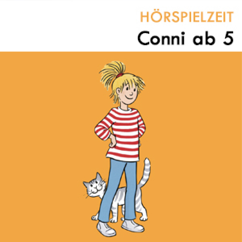 Conni - Alle Hörspiele ab 5