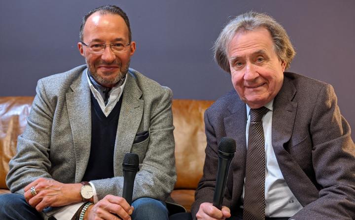 Rudolf Buchbinder, Holger Wemhoff