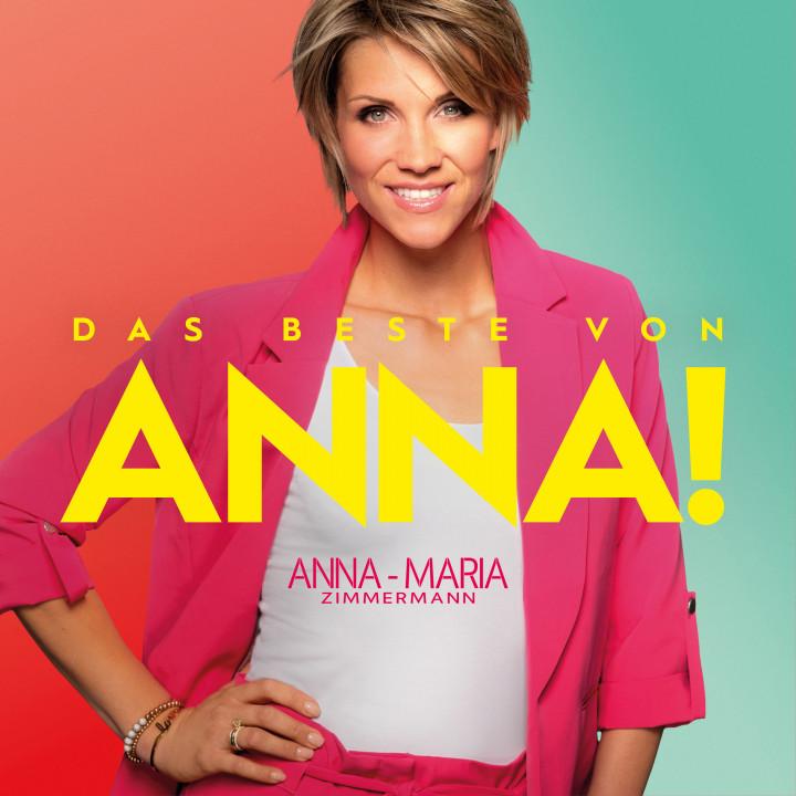 Anna-Maria Zimmermann - Das Beste von Anna! - Cover