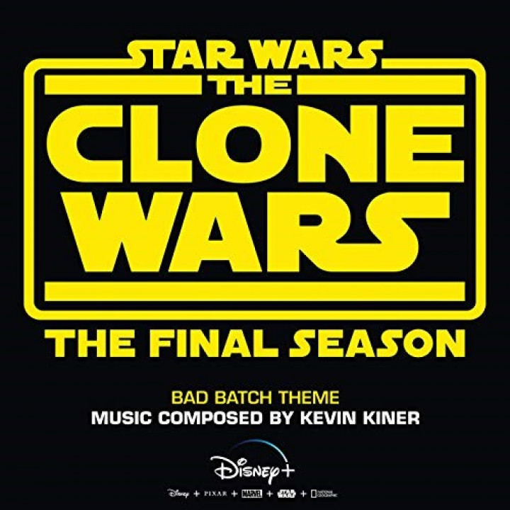 Clone Wars - Bad Batch Theme Cover