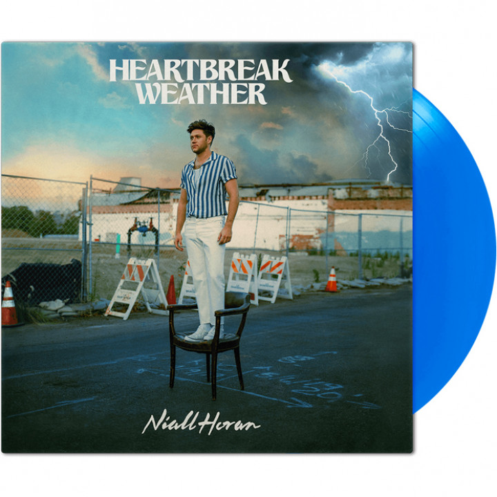 Niall Horan LP blue