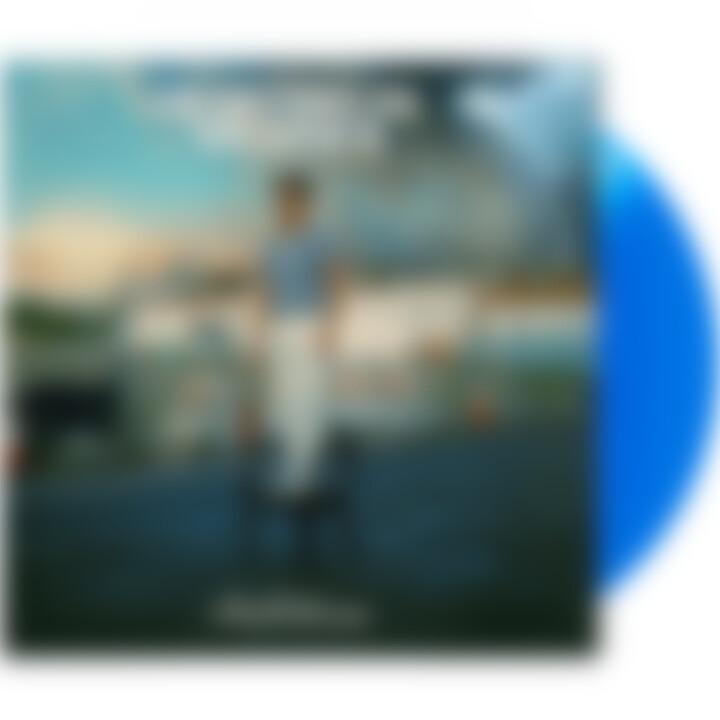 Niall Horan LP blue