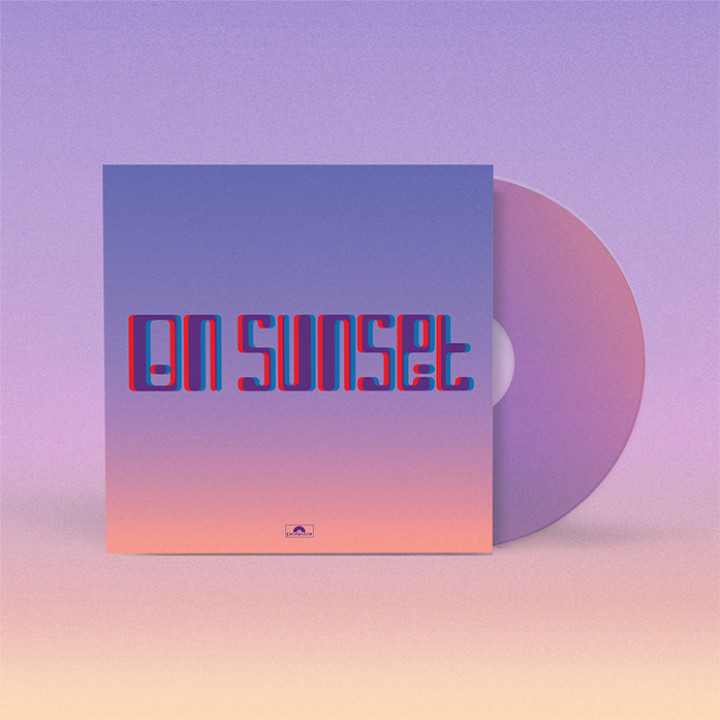 On Sunset CD + Digi