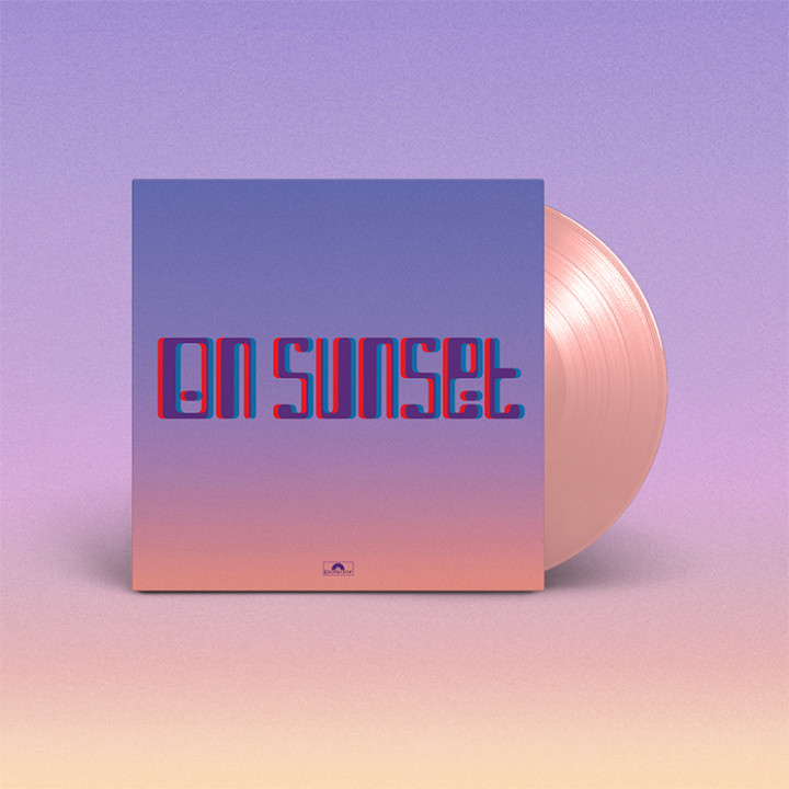 On Sunset Coloured Vinyl