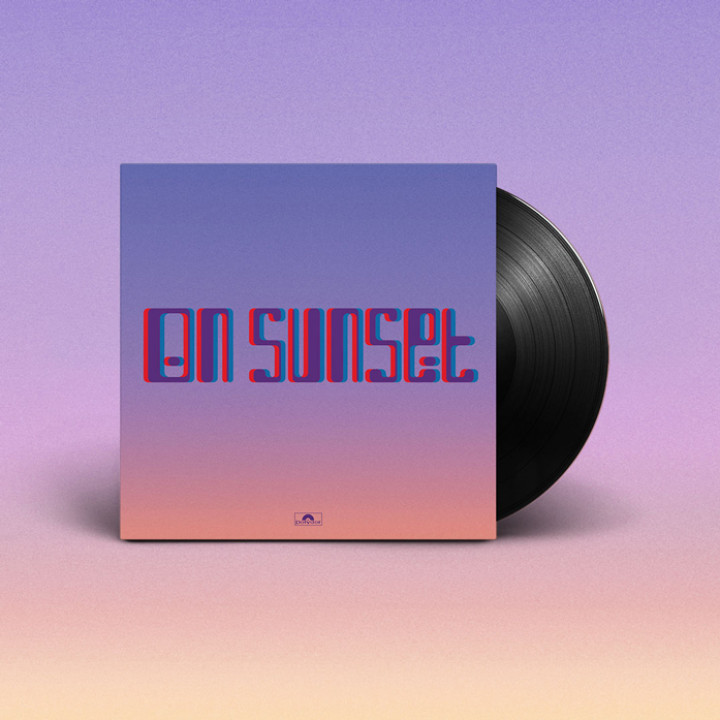 On Sunset Vinyl