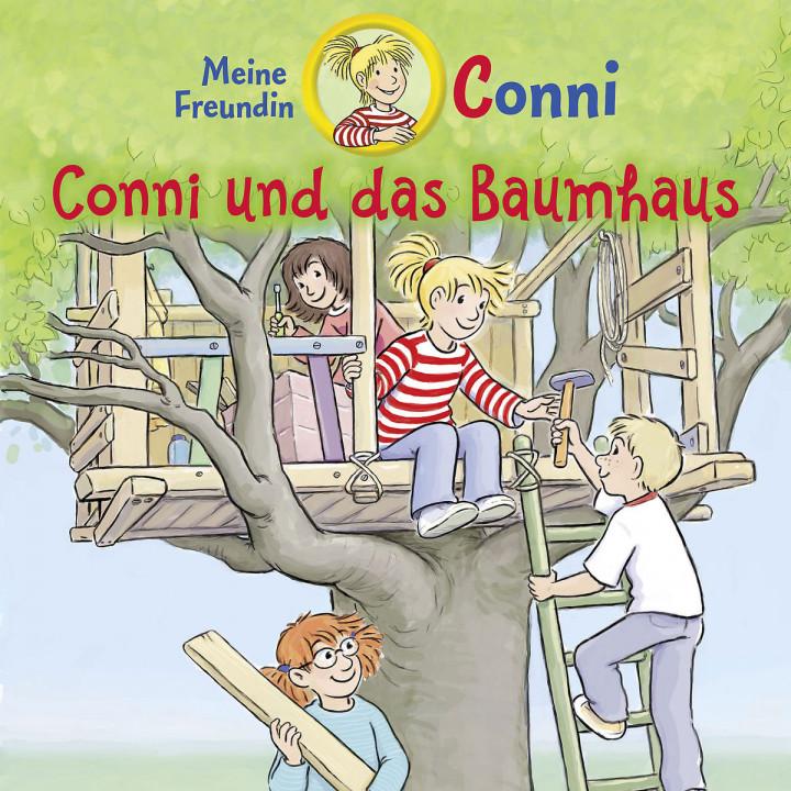 Conni und das Baumhaus (Cover)