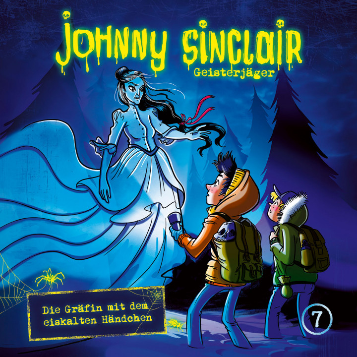 Johnny Sinclair 07 (Cover)