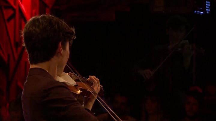 Daniel Lozakovich – Tchaikovsky: None but the Lonely Heart, Op.6, No.6 (Arr. Elman) (Live from Yellow Lounge Berlin)