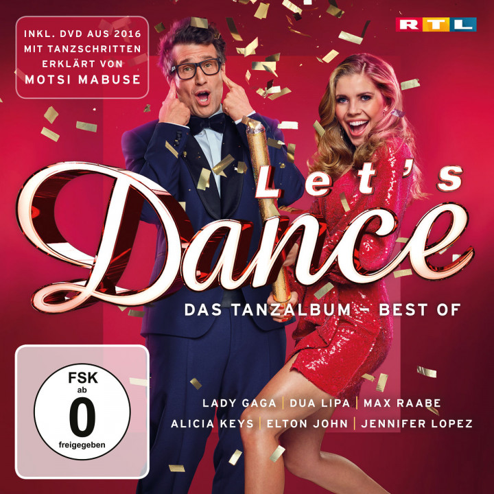 Let's Dance - Das Tanzalbum (Best Of)