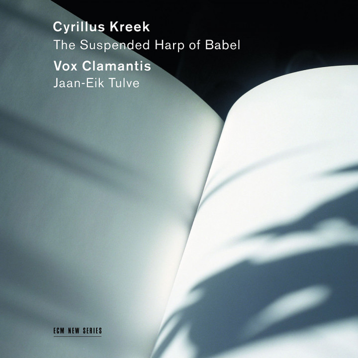 Cyrillus Kreek - The Suspended Harp of Babel
