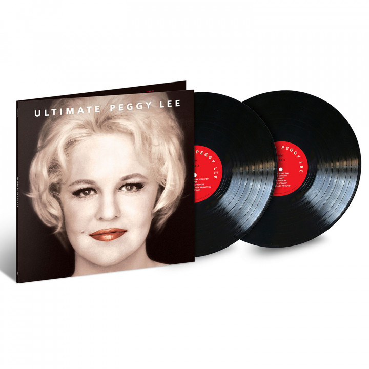 Ultimate Peggy Lee (LP)