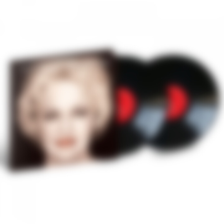 Ultimate Peggy Lee (LP) - Packshot