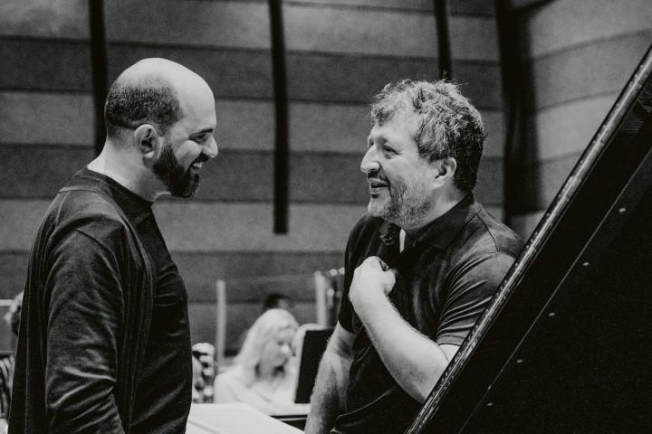 Kirill Gerstein, Thomas Adès