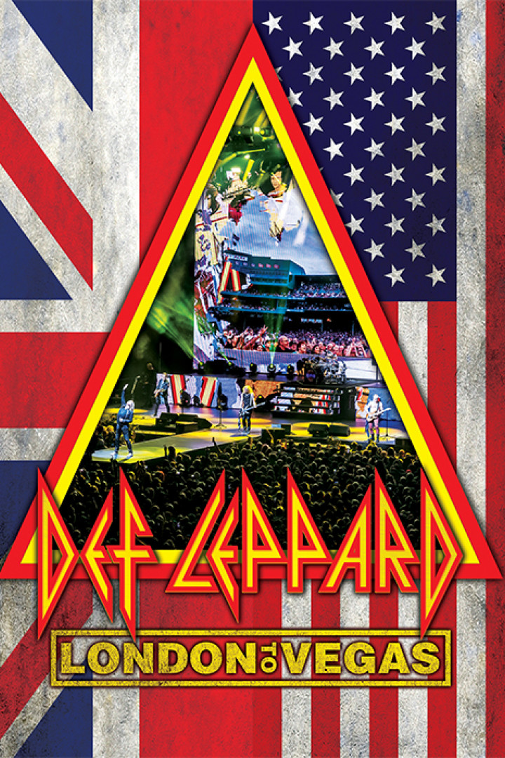 Def Leppard - From London To Vegas