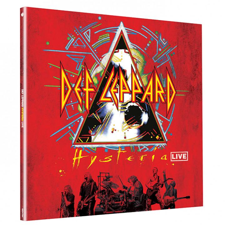 Def Leppard - Hysteria Live Vinyl