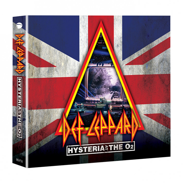 Hysteria Live At The O2