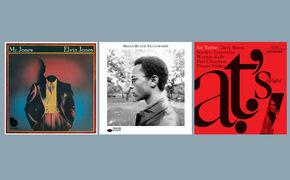 JazzEcho-Plattenteller, Drummer-LPs 2. Teil - Blue Note haut auf die Pauke