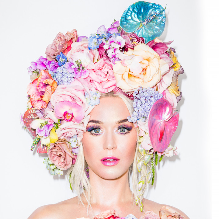 Katy Perry Never Worn White 2020