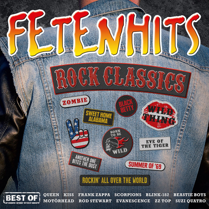 Fetenhits Rock Classics - Best Of